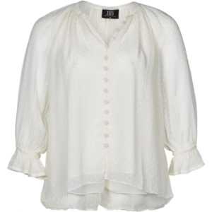 194-0347 - 105 Off white - Main Parker blouse Zoey