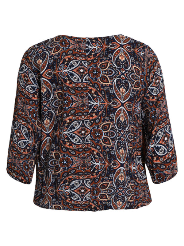 209815-7600_back Ciso bluse paisley multicolour