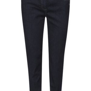 LauRie Dark blue denim cowboybukser 23310