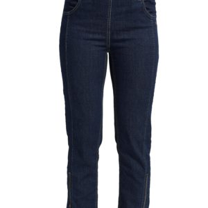 LauRie Dark denim regular bukser 23369