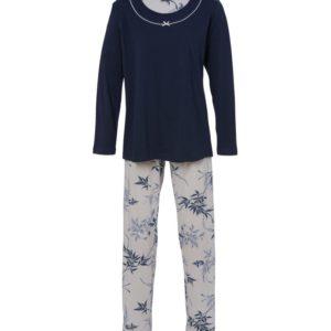 Trofé pyjamas marine-råhvid 68222