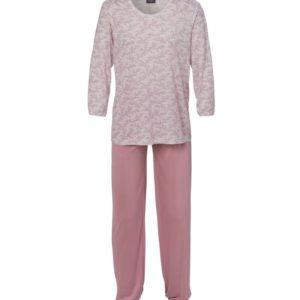 Trofé pyjamas rosa-råhvid 68214