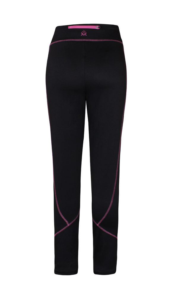 Zhenzi fitness leggins sort 2412470 B