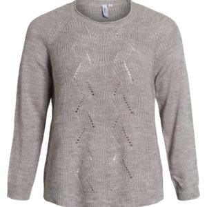 210490 Ciso strikket sweater