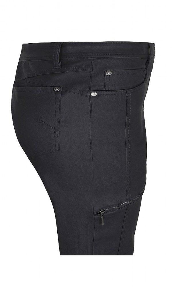 2211364 N Zhenzi coatede twill bukser