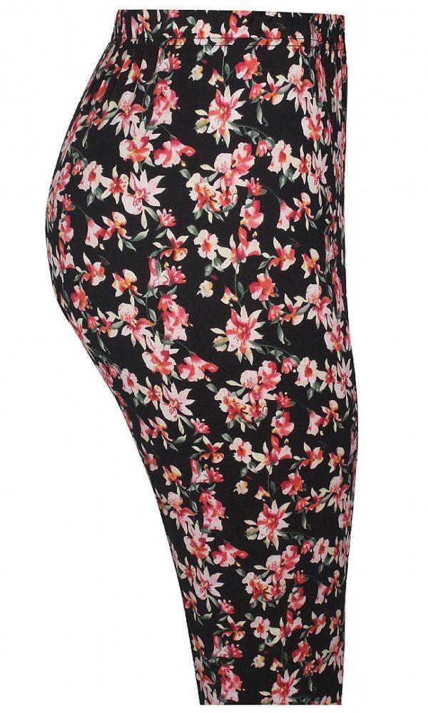 2508976 N Zhenzi leggins blomsterprint