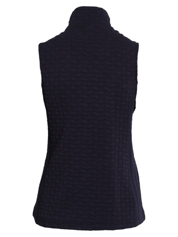 209864-3935_back Signature vest navy