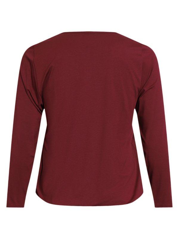 210505-4665_back210505 Ciso T-shirt bordeaux