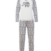 Trofe pyjamas 60239 1300 sæt