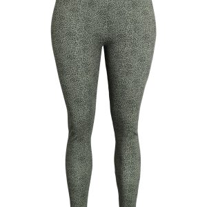 211335 Ciso leggins green/navy