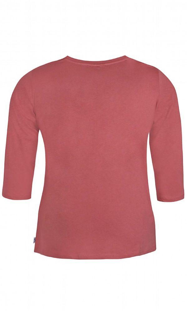 2510926 Zhenzi B t-shirt gammel rosa
