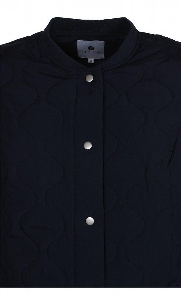 2101601 N Zhenzi vatteret jakke blå