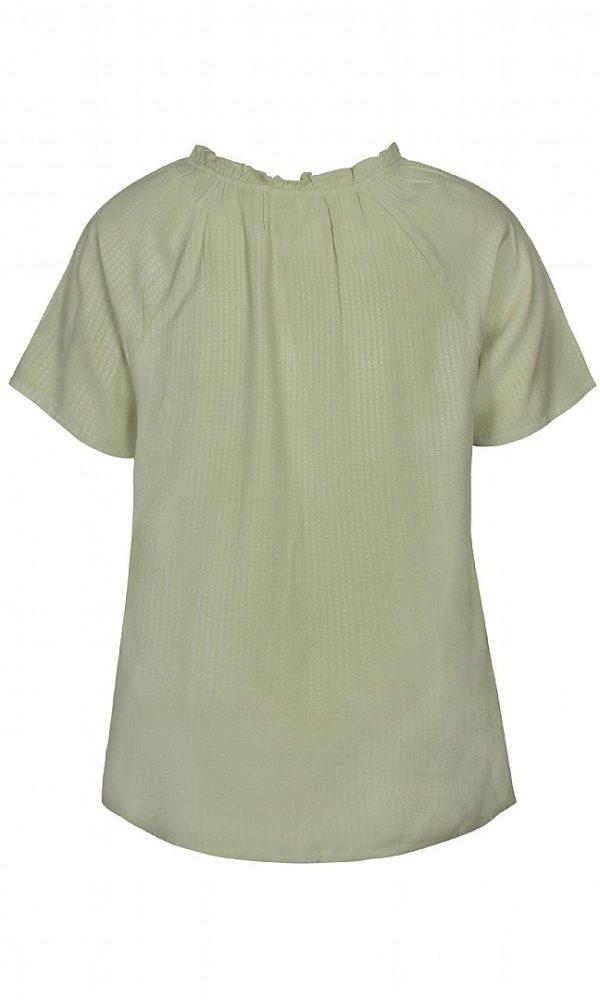 2102240 B Zhenzi bluse grøn