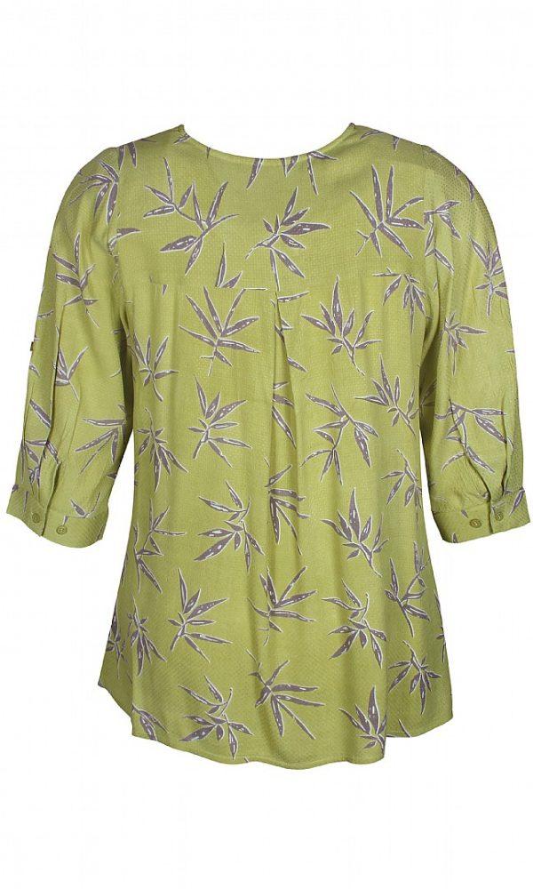 2102263 B Zhenzi limegrøn skjorte