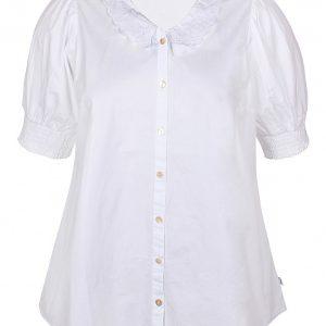 2102273 Zhenzi hvid skjorte