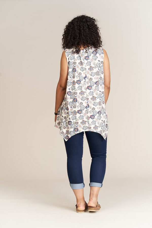 S213804 - Dusty blue flower - Extra 3