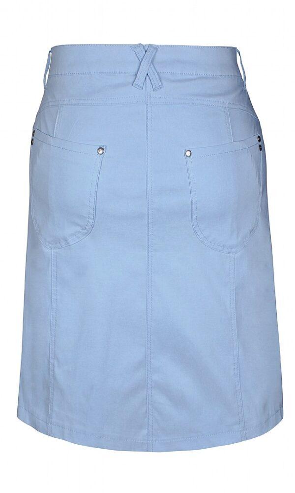 2703297 Zhenzi nederdel m lårskåner B lyseblå