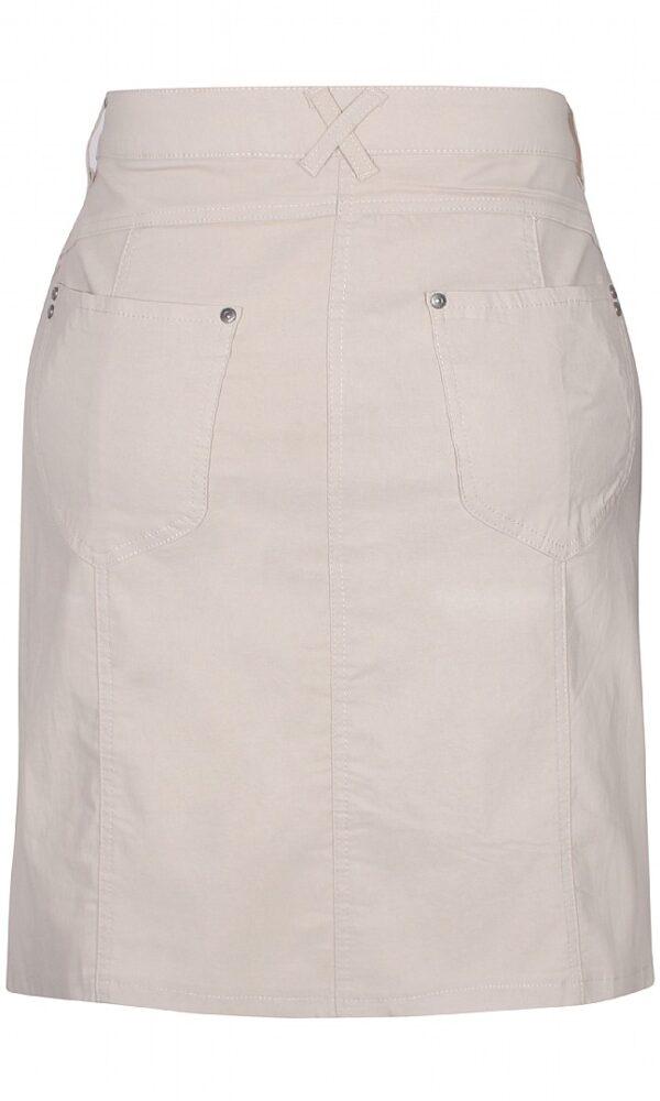 2703297 Zhenzi nederdel m lårskåner B sand