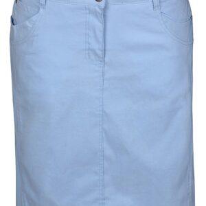 2703297 Zhenzi nederdel m lårskåner lyseblå