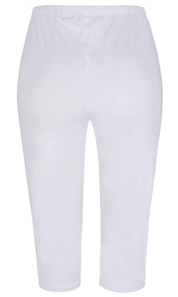 2704120 Zhenzi leggins B hvid