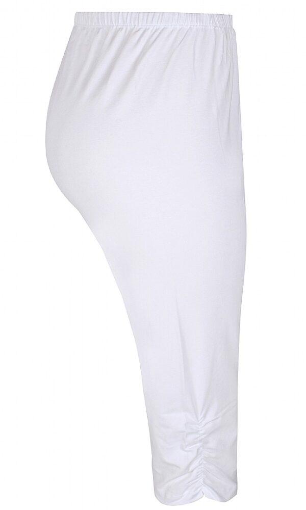 2704120 Zhenzi leggins S hvid