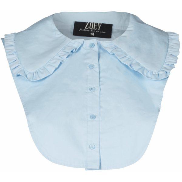 Zoey Heidi Collar skjortekrave lysblå 203-1683