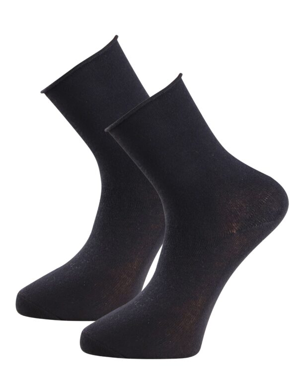 02500 1200 Trofe Bamboo socks loose