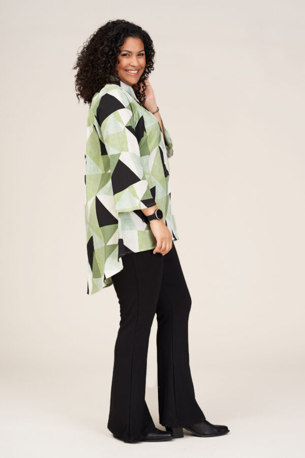 S215833 - Green Squares - Extra 3