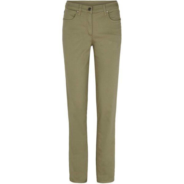 25411 khaki Charlotte Regular bukser Laurie