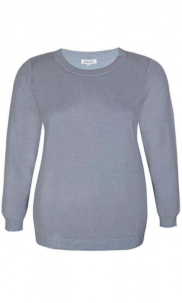 2809982 Blå Zheni B pullover
